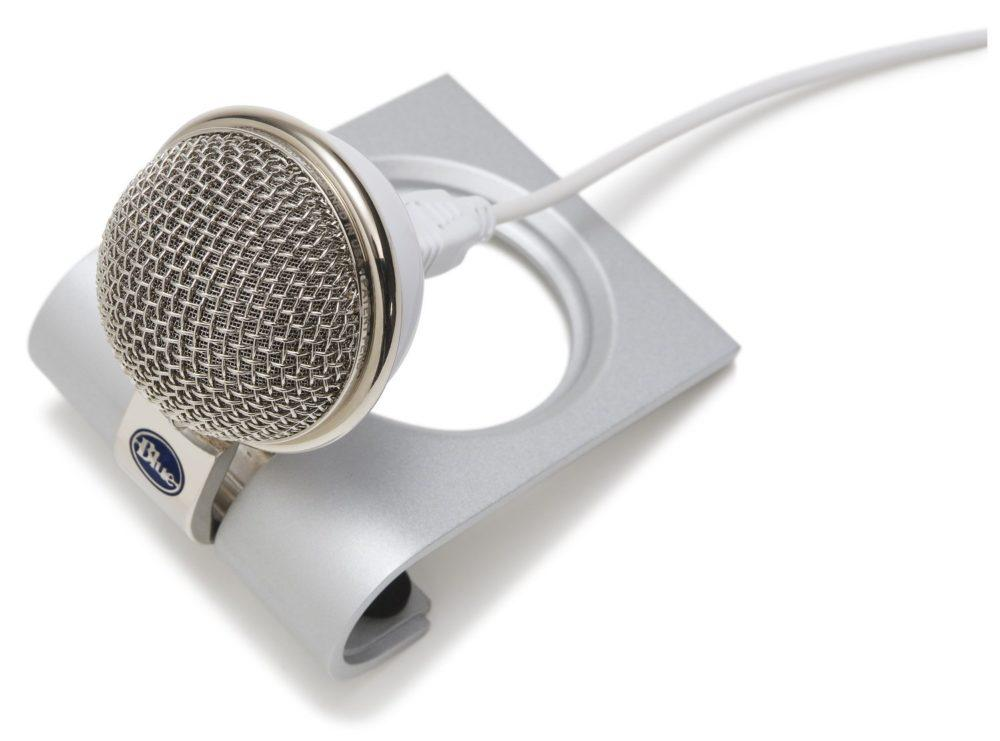 Пьезомикрофон