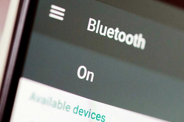 Отключен Bluetooth