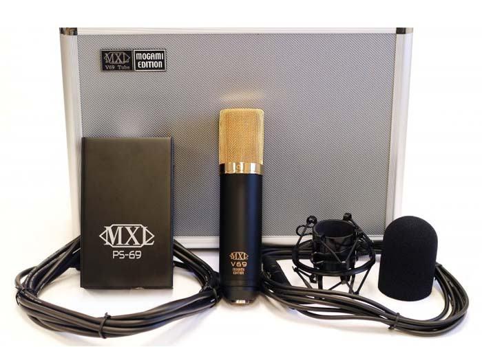 микрофон MXL V69 ME