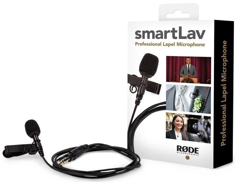 Rode SmartLav+