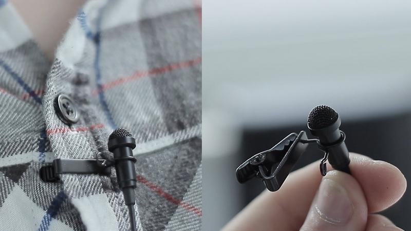 петличные микрофоны